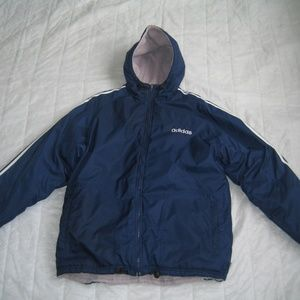 Adidas original reversible coat/jacket